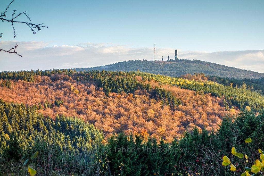 Herbst im Taunus - Autumn in Taunus
